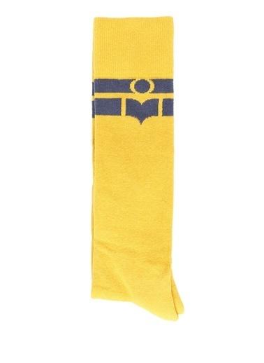 Etoile İsabel Marant Çorap Sarı
